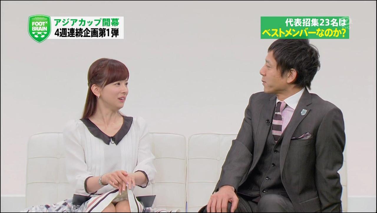 皆藤愛子、パンチラ覚悟の太もも露わに見せて話題に