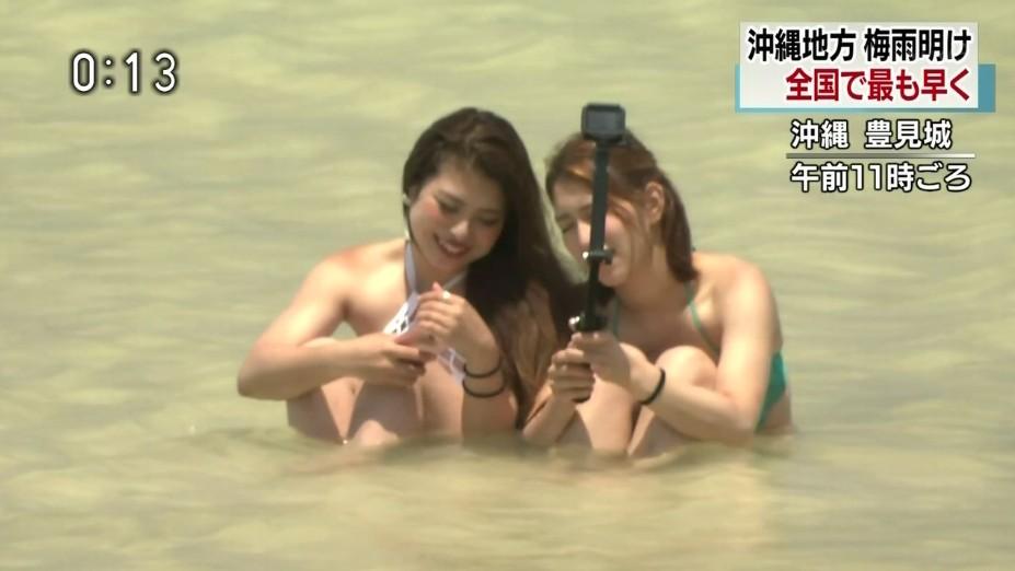 NHKがエロねーちゃん盗撮きたあああああ