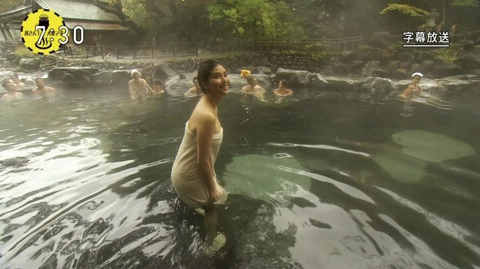 橋本マナミのマンスジとかこれ温泉にかこつけたエロ番組だろ